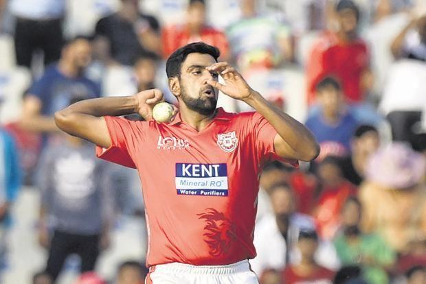 Image result for Ashwin KXIP