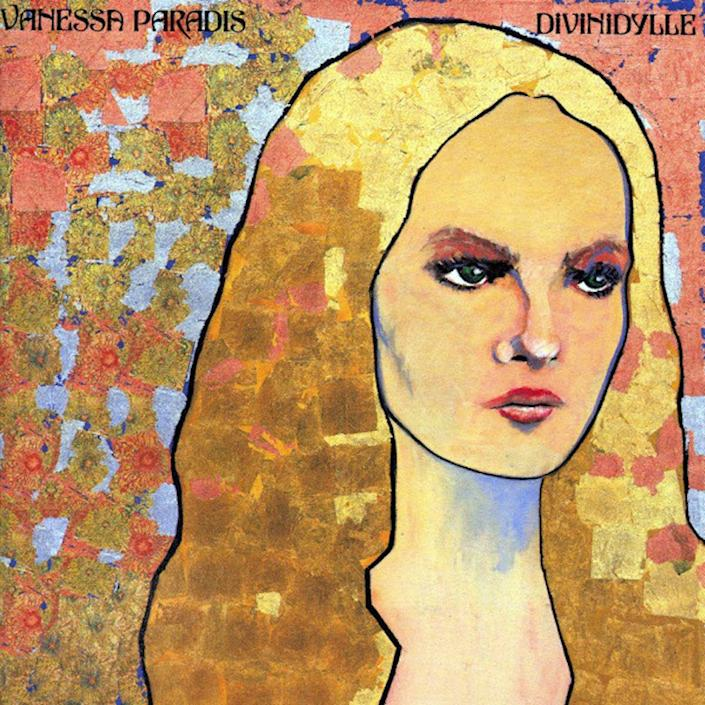 "The artwork gracing the cover of Paradis' 2007 ""Divinidylle"" album was created by Johnny Depp."