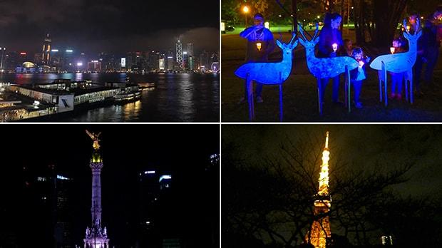 What is Earth Hour and why do the lights go out? Everything you need to know
