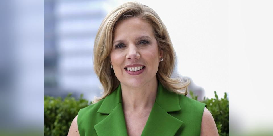 Jacqui Canney, chief people officer, ServiceNow
