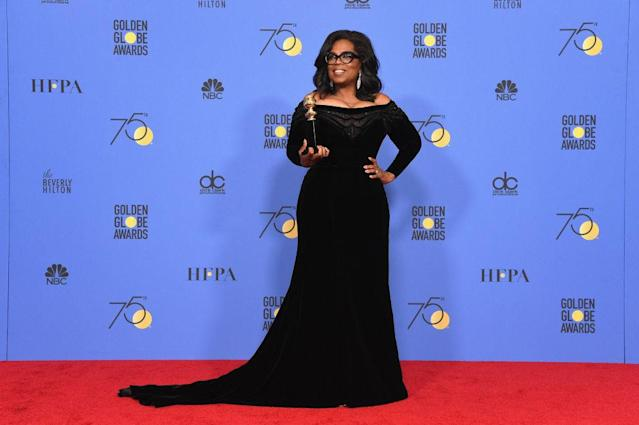 Oprah's friends and fans weigh in on the prospect of her running for president. (Photo: Getty Images)