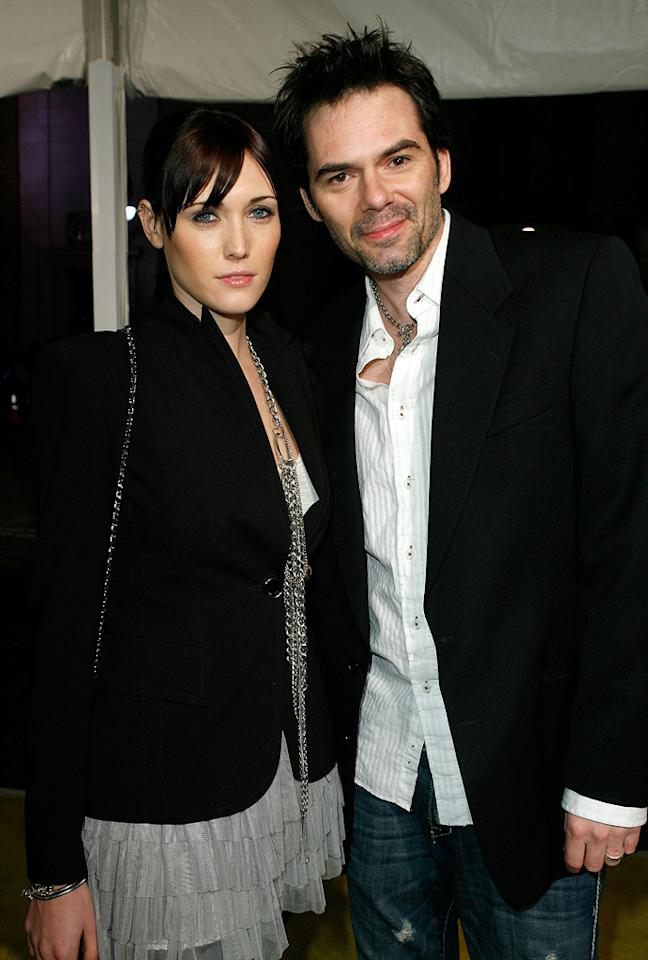 "<a href=""http://movies.yahoo.com/movie/contributor/1800022672"">Billy Burke</a> and guest at the Los Angeles premiere of <a href=""http://movies.yahoo.com/movie/1808406490/info"">Watchmen</a> - 03/02/2009"