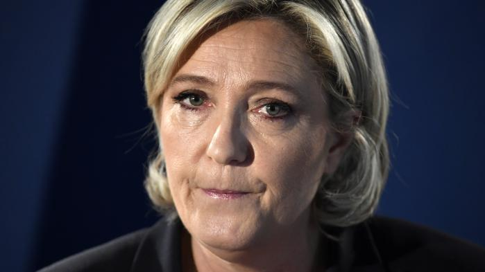 Affaire des assistants parlementaires : Marine Le Pen auditionnée au pôle financier