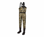 """<p><strong>Cabela's</strong></p><p>cabelas.com</p><p><strong>$169.99</strong></p><p><a href=""""https://go.redirectingat.com?id=74968X1596630&url=https%3A%2F%2Fwww.cabelas.com%2Fshop%2Fen%2Fcabelas-classic-series-ii-neoprene-boot-foot-waders-for-men&sref=https%3A%2F%2Fwww.popularmechanics.com%2Fadventure%2Foutdoor-gear%2Fg35567198%2Fhunting-gear%2F"""" rel=""""nofollow noopener"""" target=""""_blank"""" data-ylk=""""slk:Buy Now"""" class=""""link rapid-noclick-resp"""">Buy Now</a></p><p>Spend time around duck hunters and you're bound to see someone sporting a pair of Cabela's boot-foot waders. Made of flexible 3.5mm neoprene, the Classic Series II is a solid, affordable entry-level pair that's warm and well-fitting. I've always had good luck with Cabela's gear—the <a href=""""https://go.redirectingat.com?id=74968X1596630&url=https%3A%2F%2Fwww.cabelas.com%2Fshop%2Fen%2Fcabelas-hiker-20-wading-boots-for-men&sref=https%3A%2F%2Fwww.popularmechanics.com%2Fadventure%2Foutdoor-gear%2Fg35567198%2Fhunting-gear%2F"""" rel=""""nofollow noopener"""" target=""""_blank"""" data-ylk=""""slk:Hiker 2.0 Wading Boot"""" class=""""link rapid-noclick-resp"""">Hiker 2.0 Wading Boot</a> is a true stud—and the Classic Series II Boot-Foot Waders aren't an exception in terms of quality.</p>"""
