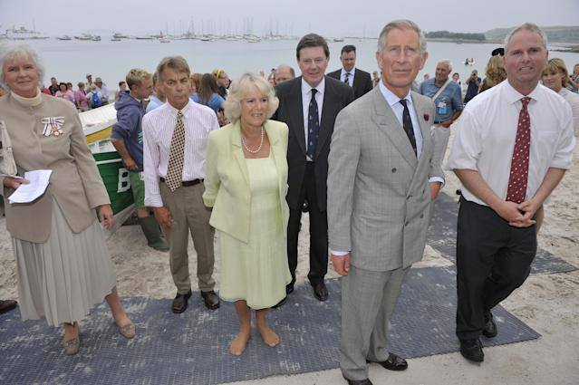 The prince has offered the rent deferral to help cope with the expected drop in visitors. (Getty Images)