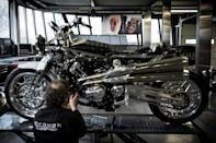 Around 100 Brough bikes will be made this year