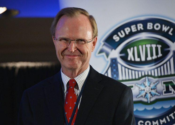 John Mara. (Getty)