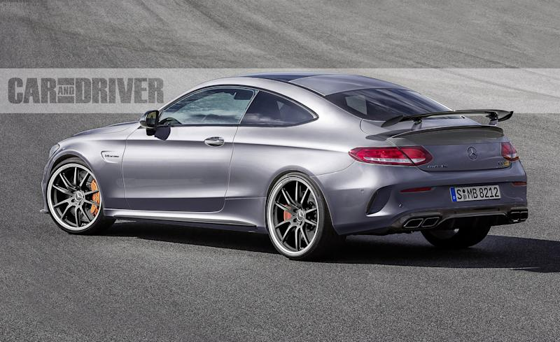 2019 Mercedes Amg C63 R The Ultimate Track Focused C Class