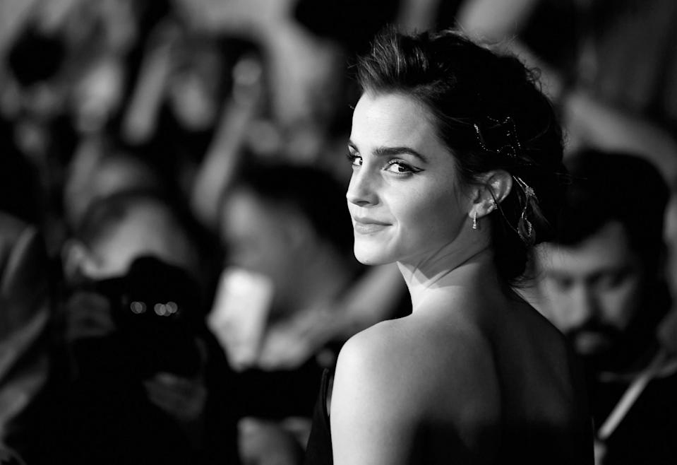 People are talking about Emma Watson's March <i>Vanity Fair</i> spread. (Photo: Getty Images)