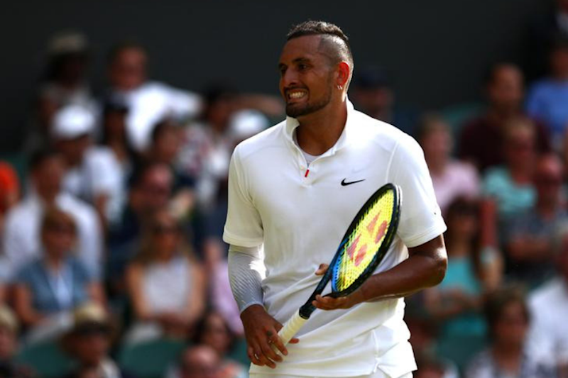 I'm Not Sure He's Learned Anything: Rod Laver Calls For Nick Kyrgios Ban