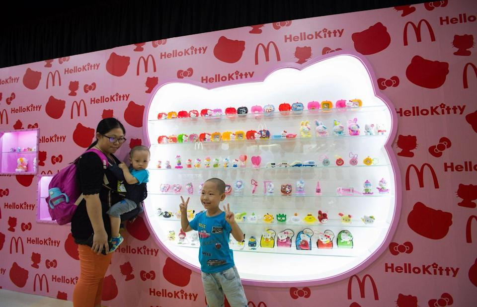 <p>Remember how fun it was to dig out a single toy from a Happy Meal box? Imagine how awesome it would be to attend an event with 2,530 of them. That's exactly what happened at this Guangzhou, China, exhibit.<br></p>