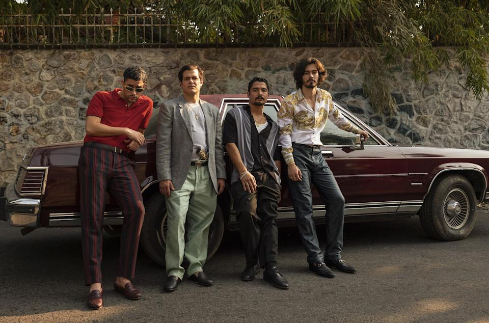 Narcos Mexico First Look