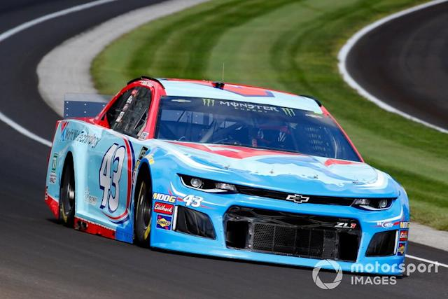 """27th: Bubba Wallace, Richard Petty Motorsports - Must win <span class=""""copyright"""">Russell LaBounty / NKP / LAT Images</span>"""
