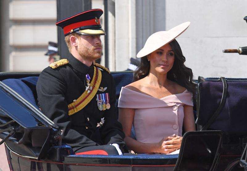 "Il primo ""attrito"" tra Harry e Meghan 癡 a causa di uno smoking"