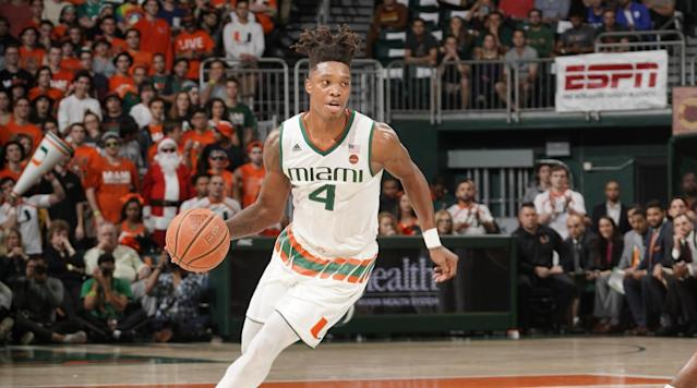 The Pandora's Box of NBA players revealing their wildest conspiracy theories is wide open and former Miami guard Lonnie Walker has just jumped out with some doozies.