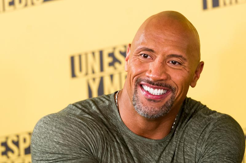 """Johnson discussed <a href=""""https://www.youtube.com/watch?v=y_T9Jg0U2DA"""" target=""""_blank"""">his experience with depression</a> on Oprah's """"Master Class,"""" where he explained how&nbsp;he learned the important lesson that he wasn't alone. He also shared a message with others who were dealing with a mental health issue.<br /><br />""""Have faith that on the other side of your pain is something good,"""" he&nbsp;said."""