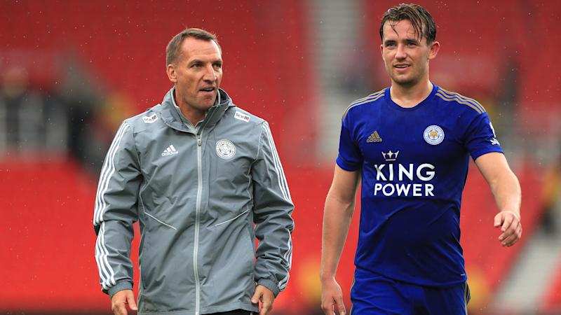Rodgers sure Chilwell and Choudhury have learned lesson after missing session