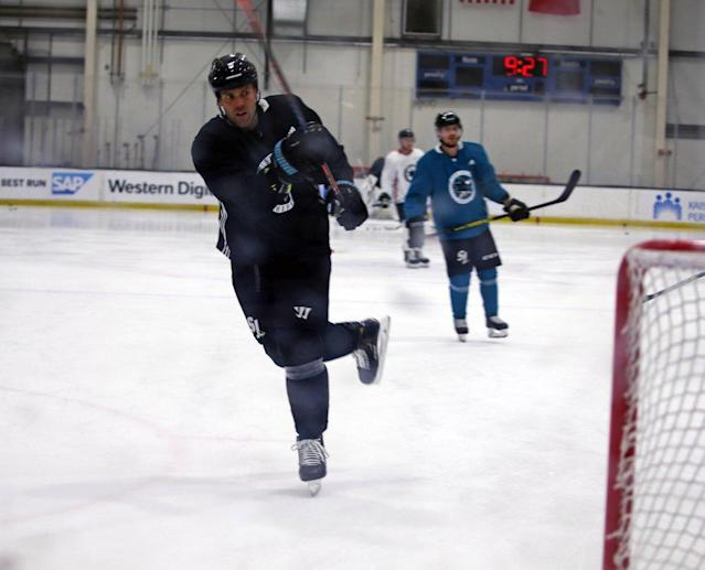 Sharks' Dalton Prout discusses his long road back from concussion
