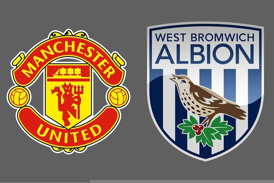 Manchester United-West Bromwich Albion