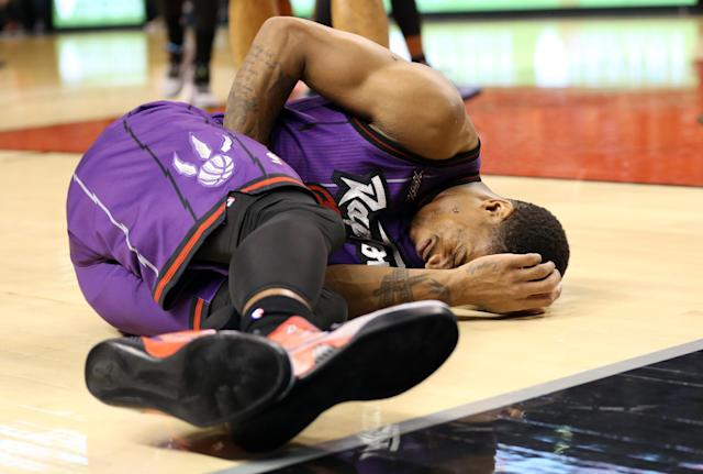 Source: DeMar DeRozan expected to be out a month