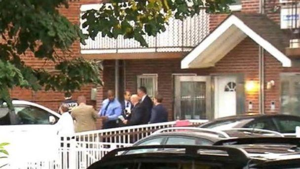 PHOTO: Two adults and three infants were stabbed at a day care center in the Flushing neighborhood of Queens, New York, Sept. 21, 2018. (ABC )