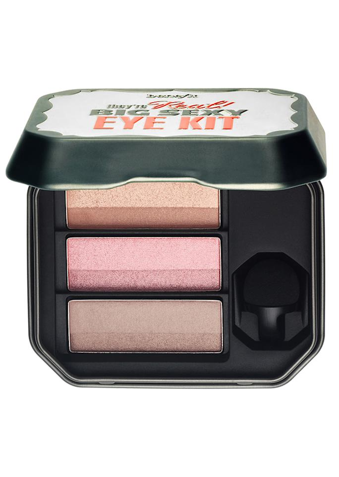 "Benefit They're Real! Big Sexy Eye Kit, $36; at <a rel=""nofollow"" href=""https://www.benefitcosmetics.com/us/en/product/big-sexy-eye-kit"" rel="""">Benefit</a>"