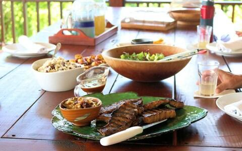 Caribbean cookery classes