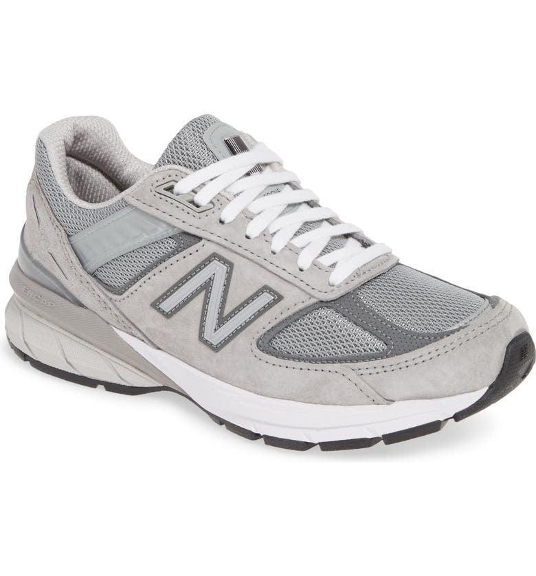 <p>One shoe that hasn't left my rotation for years is the <span>New Balance 990v5 Sneakers</span> ($185). The ultra-cozy shoes just always make my feet feel happy, and the cool 90s look to them is one I'm just not over yet. From rocking them with biker shorts to mini dresses, they're so many ways to style them too.</p>
