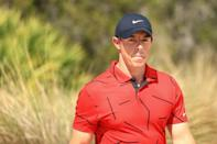 Rory McIlroy has not won a tournament since his WGC-HSBC Champions triumph in NOvember 2019