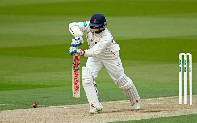 <span>Chanderpaul was in obdurate mood at the Oval</span> <span>Credit: Getty Images </span>