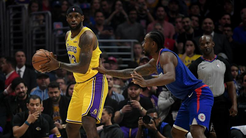 What channel is Lakers vs. Clippers on today? Time, TV schedule for NBA Christmas game