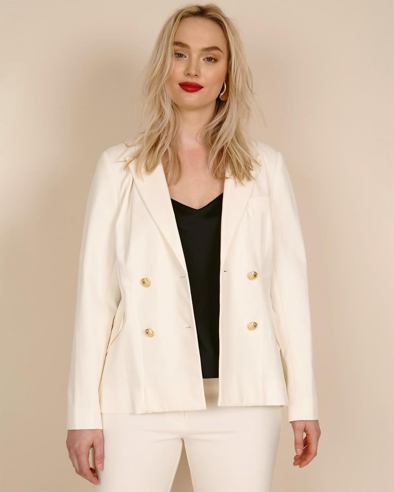"<strong><h3>Double-Breasted Blazers</h3></strong><br><br><strong>Derek Lam 10 Crosby</strong> Rodeo Double-Breasted Blazer With Sailor Buttons, $, available at <a href=""https://go.skimresources.com/?id=30283X879131&url=https%3A%2F%2F11honore.com%2Fcollections%2Fplus-size-jackets%2Fproducts%2Frodeo-double-breasted-blazer-with-sailor-buttons"" rel=""nofollow noopener"" target=""_blank"" data-ylk=""slk:11 Honore"" class=""link rapid-noclick-resp"">11 Honore</a>"