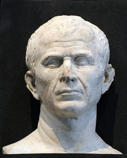 The assassination of Julius Caesar in 44 BCE triggered a two decade power struggle that led to the fall of the Roman Republic and the rise of the Roman Empire