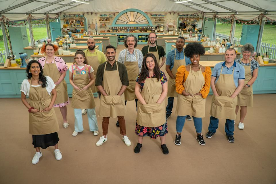 EMBARGO 0001 HOURS TUESDAY 14 SEPTEMBER 2021..The Bakers.