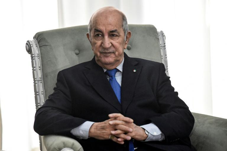 Now-hospitalised Algerian President President Abdelmadjid Tebboune promised an updated constitution he presents as meeting the Hirak movement's demands