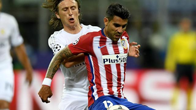 UCL FINAL REAL MADRID ATLETICO AUGUSTO FERNANDEZ 28052016