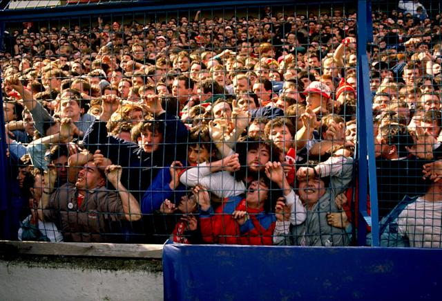 What Happened During The Hillsborough Disaster