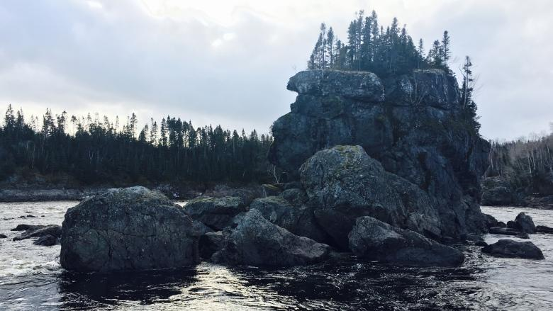 Monumental Exploits rock given Beothuk name, after 10-year lobby
