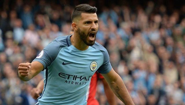 <p><strong>Team Goals: </strong>53</p> <p><strong>Aguero's Goals: </strong>12</p> <br><p>Sergio Aguero is having a relatively dry season by his own high standards. His goal tally might also have been more had he not sat out, serving suspensions on two separate occasions. As it is, five other players have chipped in with at least four goals to help City out.</p>