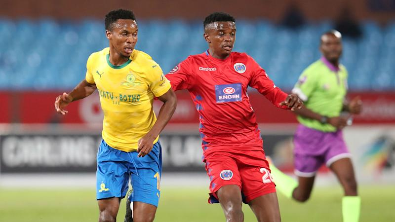 SuperSport United's Mokoena: It will be tough to get back into the South Africa Olympic squad