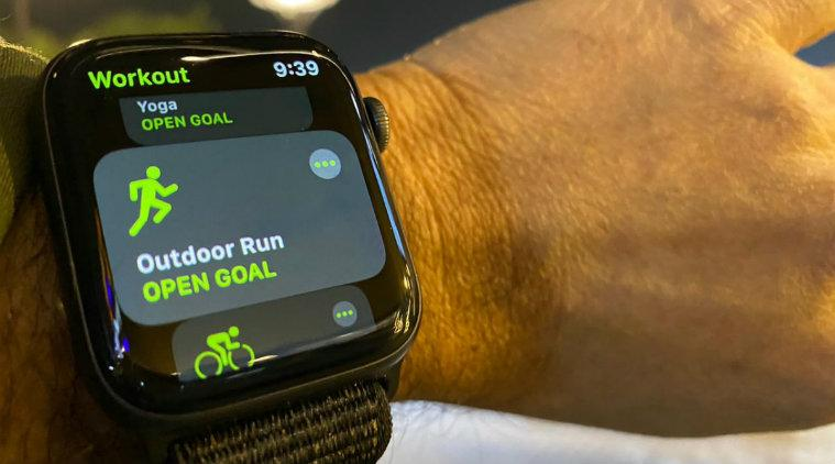 How to track workout, mumbai marathon, marathon, Apple Watch, Fitness trackers, Workout tracking apps, fitness tracking apps, marathon apps