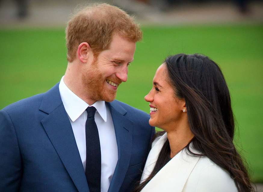 <em>A rehearsal for the royal wedding is due to take place in Windsor today (Rex)</em>