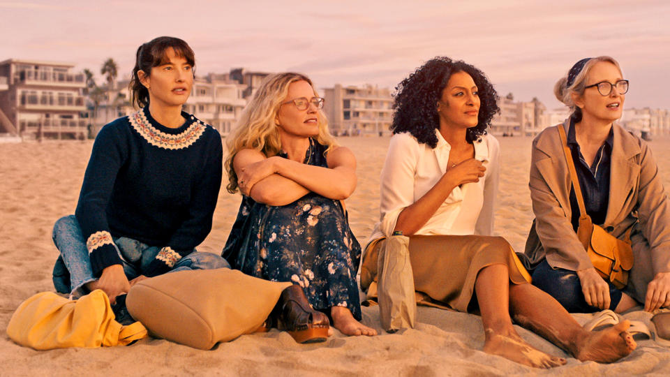 'Before' trilogy star Julie Delpy has penned 'On the Verge', a 12-part comedy series set in Los Angeles. (Netflix)