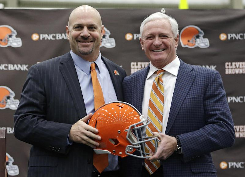 Pettine plans to bring toughness to Browns