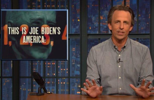 Seth Meyers to Get Primetime 'A Closer Look' Special One Day After VP Debate
