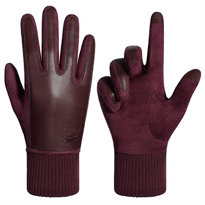 <p>Keep your hands warm and use your phone at the same time with the <span>Achiou Women Winter Touchscreen Gloves</span> ($6, originally $10).</p>