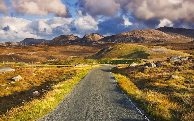 Enticing: the Outer Hebrides - Getty