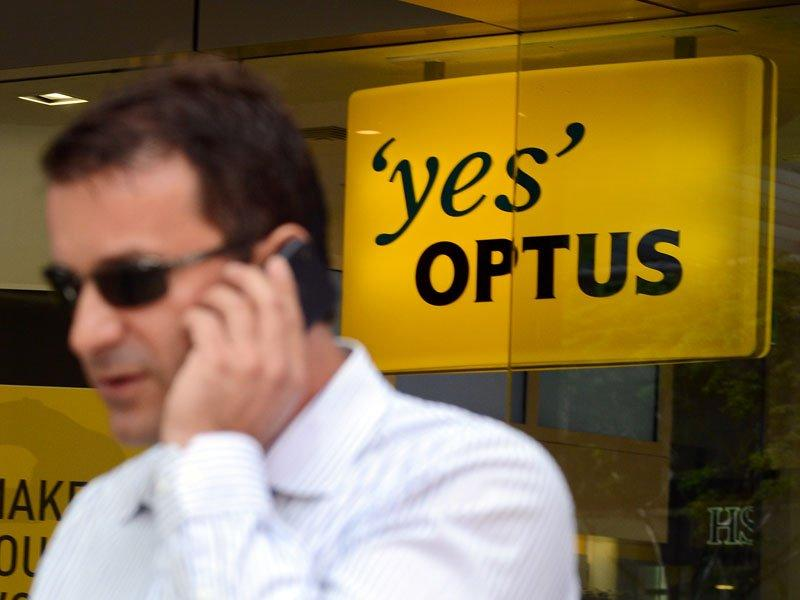 Mobile phone revenue growth stopped: Optus