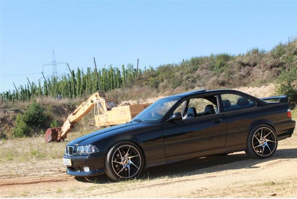 Expensive BMW M3