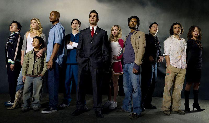 """2007 Emmy Awards: <a href=""""/heroes/show/39435"""">Heroes</a> nominated for Best Drama"""